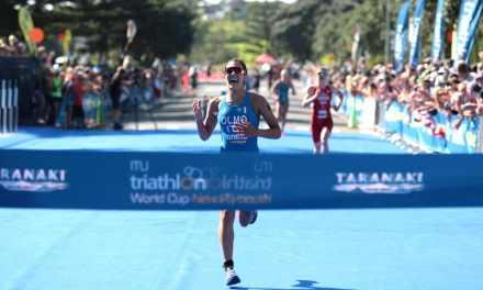 I video della vittoria di Angelica Olmo e Luke Willian in CoppaMondo di triathlon a New Plymouth
