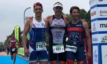 2019-04-25 Triathlon Sprint Eco Race Milano