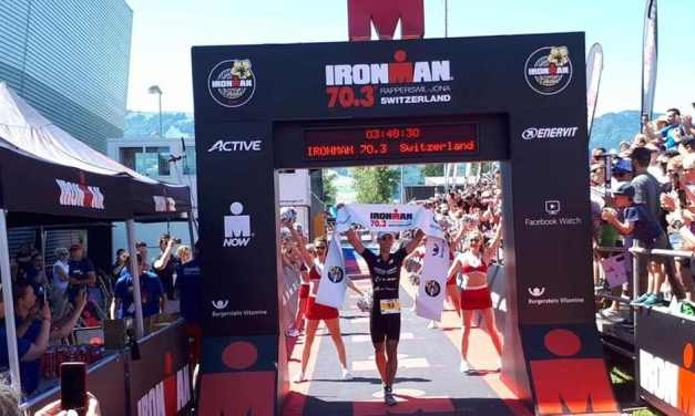 2019-06-02 Ironman 70.3 Switzerland
