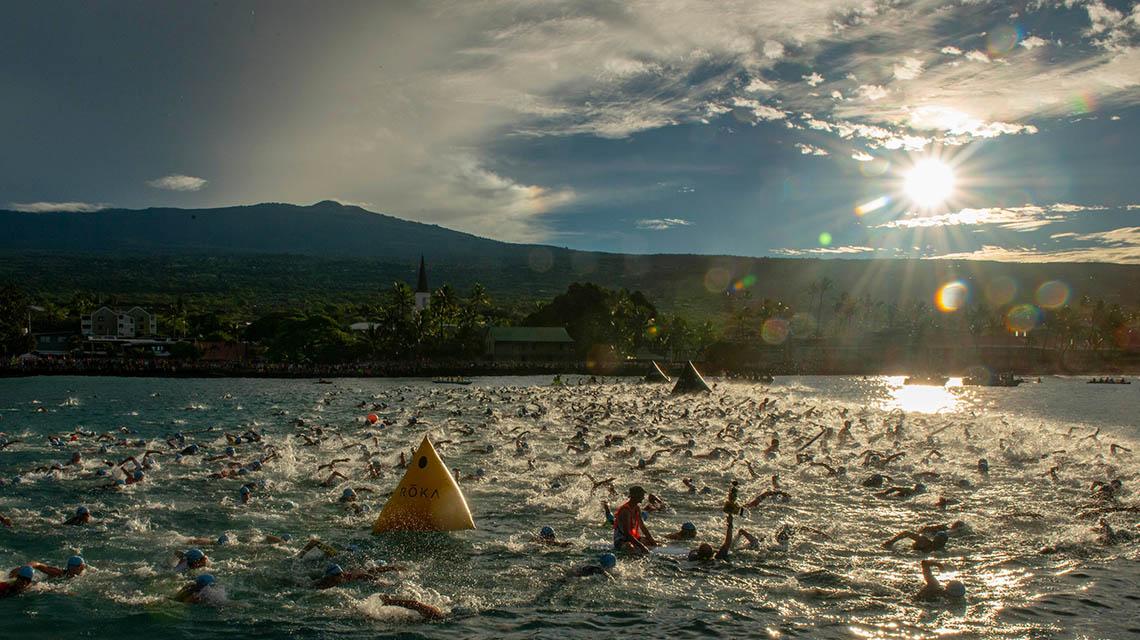 Ironman Hawaii: cambia la partenza degli Age Group