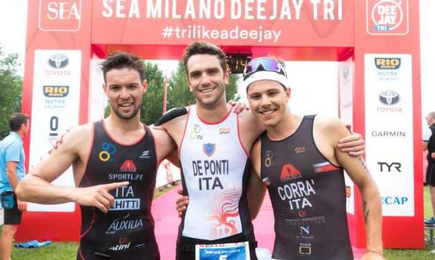 2019-06-09 SEA Milano DeeJay TRI Sprint