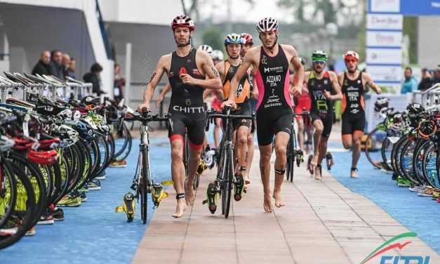Grand Prix Triathlon Torino: percorsi, starting list e programma