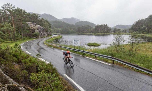 La fotogallery dell'Ironman Haugesund-Norway 2019