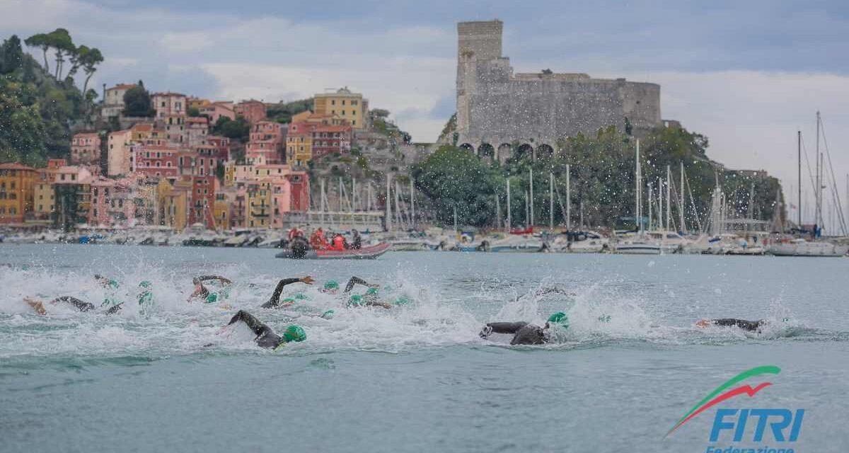 """Triathlon di Lerici… per iniziare """"in bellezza"""" ottobre!"""