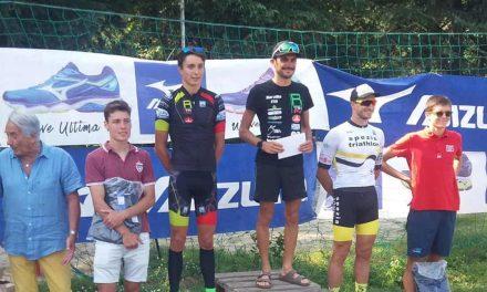 Alessia Orla e Michele Sarzilla vincono il Triathlon di Cuneo