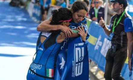 Intervista ad Anna Barbaro, oro in CoppaMondo di paratriathlon ad Alanya