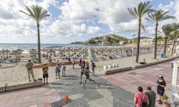 La fotogallery del Challenge Mallorca-Peguera 2019