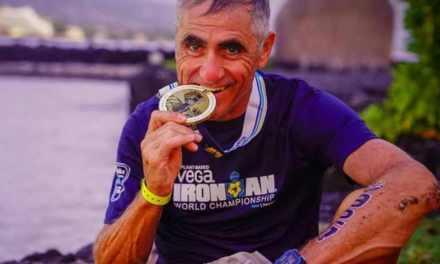 Dal ciclismo al triathlon a… Kona: Jalabert e Vinokourov sul podio di categoria dell'Ironman Hawaii World Championship 2019