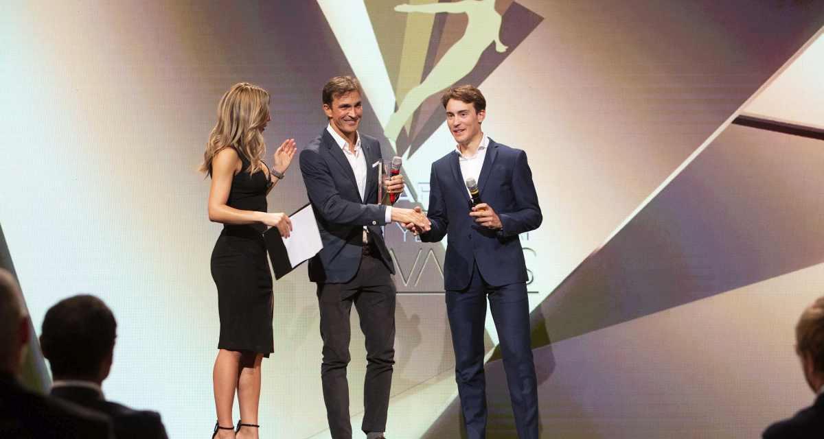 Daniel Fontana premiato ai Garmin Beat Yesterday Awards 2019