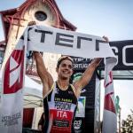 All'XTERRA Portugal, l'1 giugno 2019, Eleonora Peroncini (CUS Parma) è salita per la prima volta sul gradino più alto del podio di una prova del circuito XTERRA.