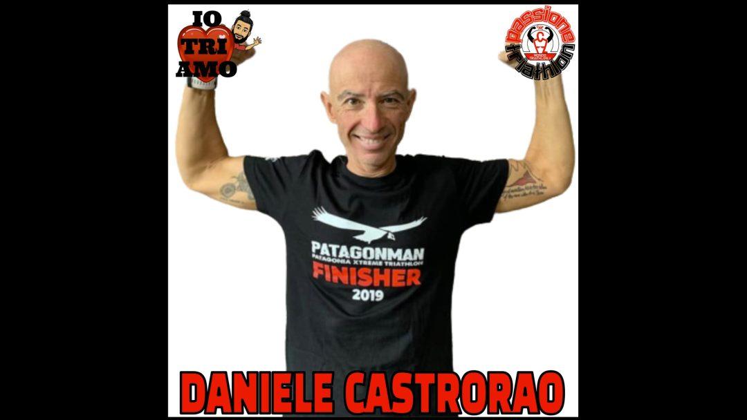 Passione Triathlon Daniele Castrorao