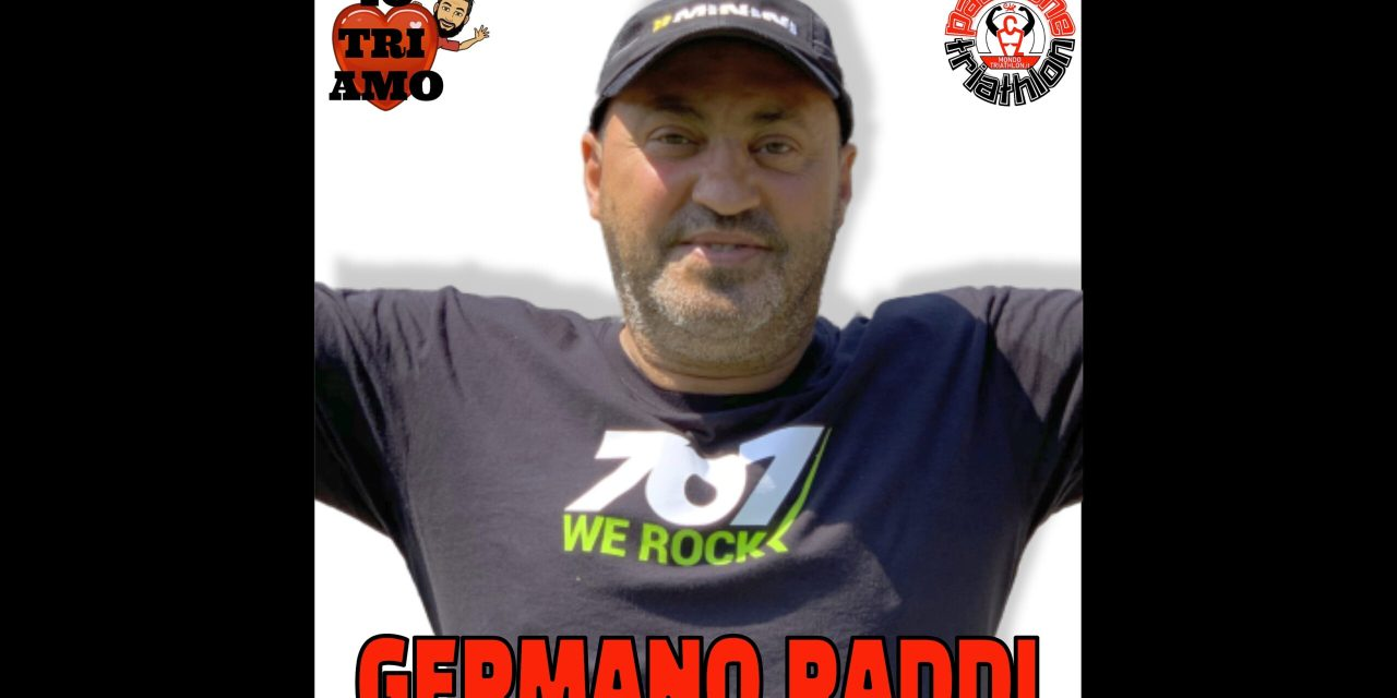 Germano Raddi – Passione Triathlon