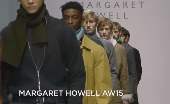 Moda Uomo al London Collections Men 2015: Margaret Howell