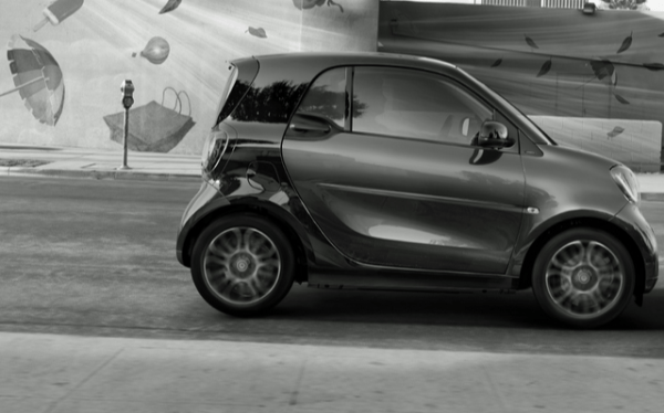 Smart Fortwo Black Passion