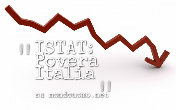Istat povera italia