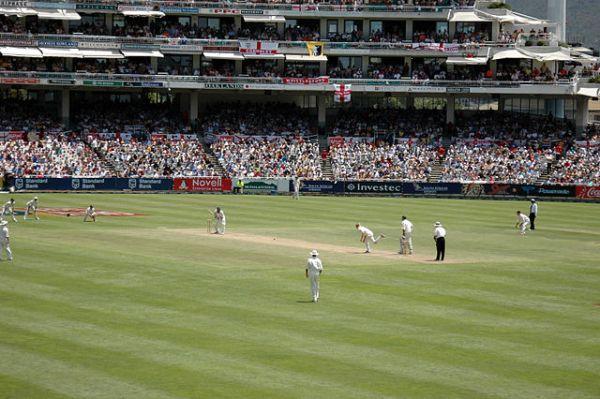 Partita di cricket
