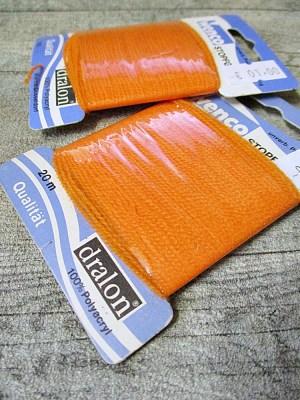 Stopfgarn Polyacryl 20 m orange - MONDSPINNE