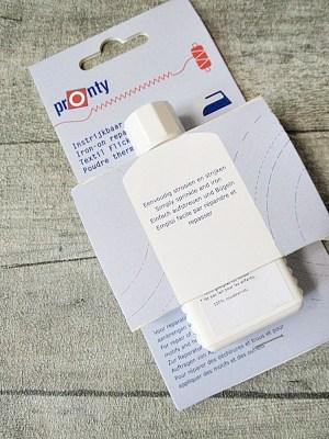 Textilflickmittel Textilkleber Pulver - MONDSPINNE