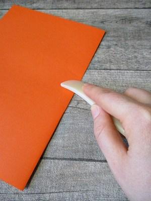 Falzbein geschwungen beige Kunststoff 12x2,4x5,3 cm - MONDSPINNE