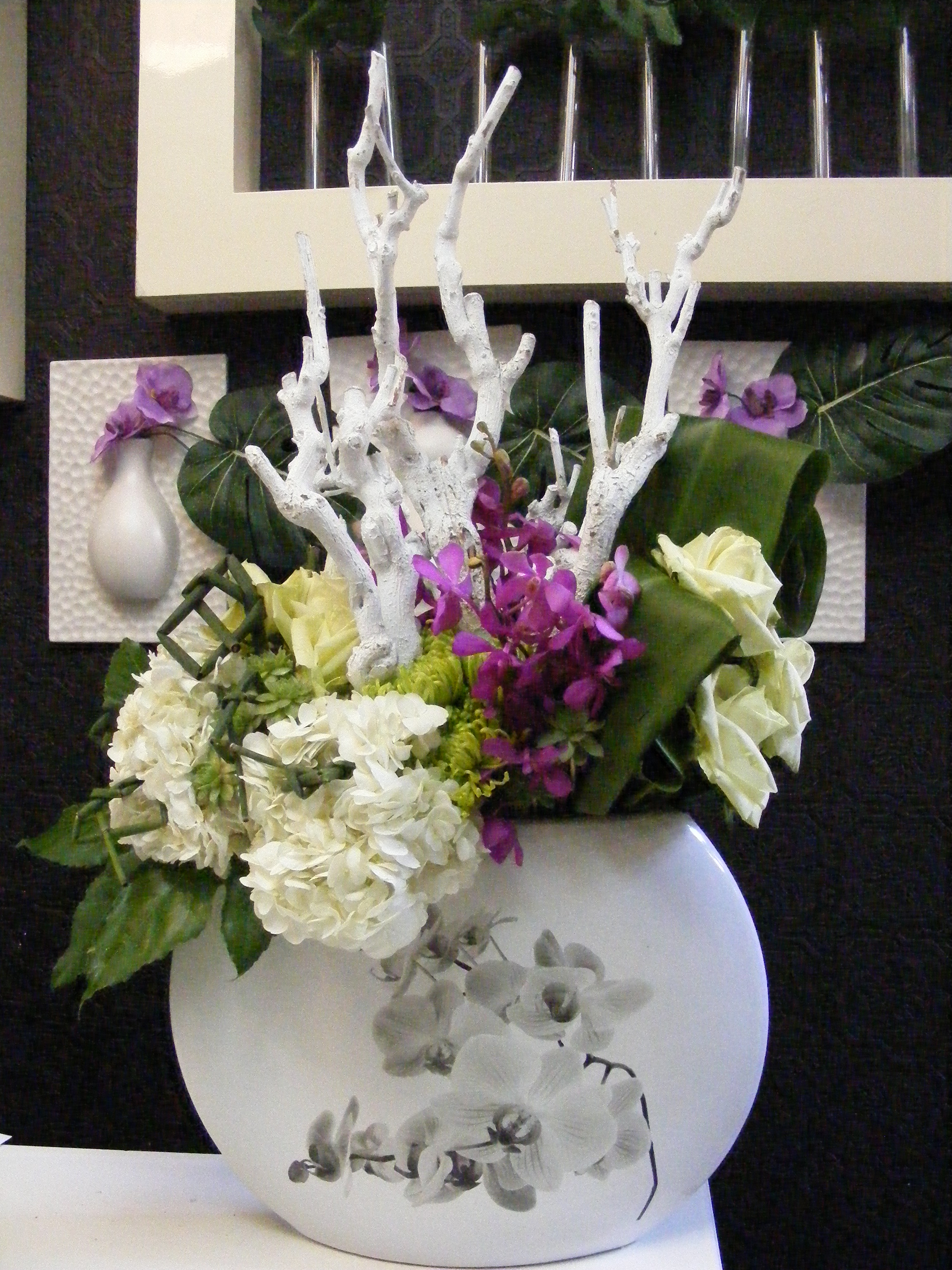 Mondu Floral Design  highend downtown Toronto flower shop