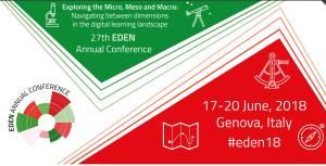 eden-2018-genova-27th-conference