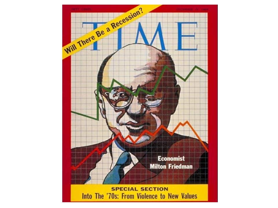 Milton Friedman, un monetarista con un gran legado: Libertad