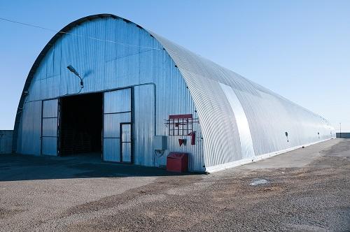 Construire Un Hangar Metallique Prix Modeles Et Conseils De Pro Monequerre Fr