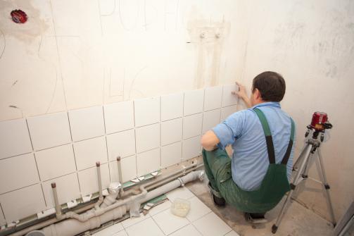 installation d une salle de bain quel