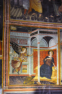 Monasterios de Catalunya  Capilla de Sant Miquel del
