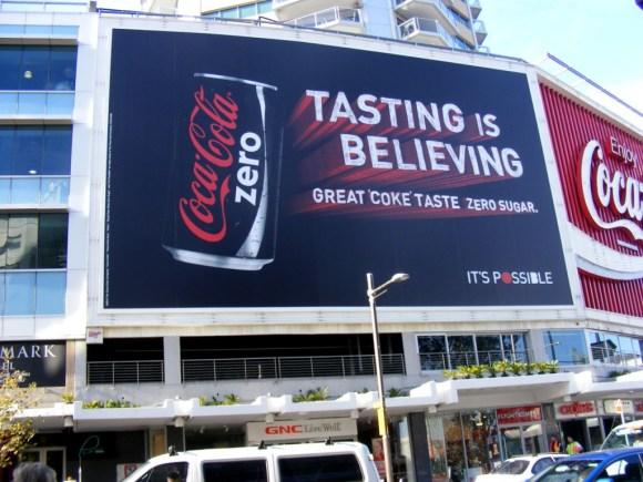 Billboard advertising Sydney 02