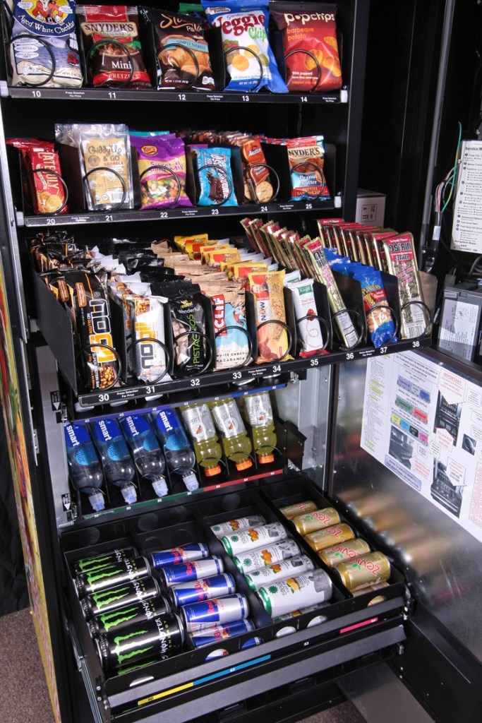 Healthier 4U Vending