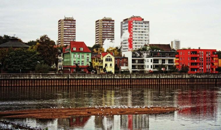 Wohnhäuser in Deutschland