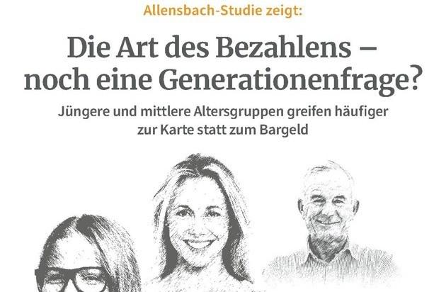 Allensbach Bezahlpraferenz