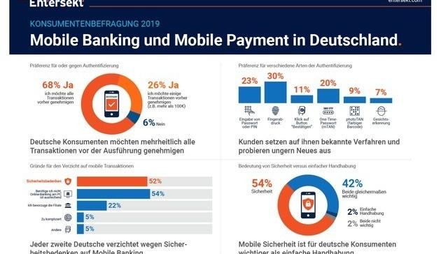 German survey Infographik