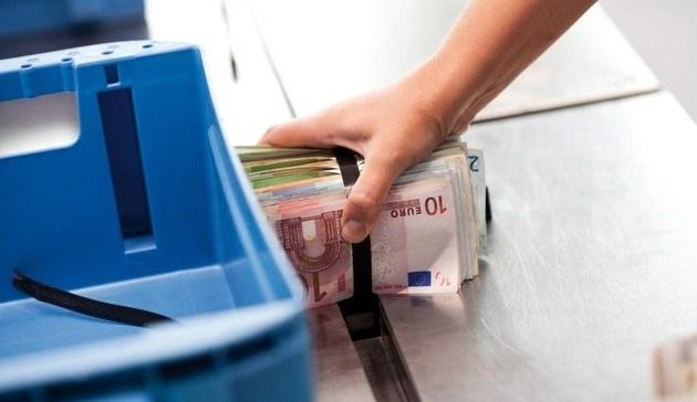 Geldbearbeitung