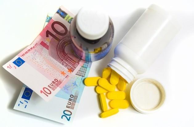 Kostenexplosion im GKV-Arzneimittelmarkt