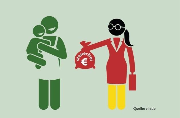 Steuerfreier Kinderbonus