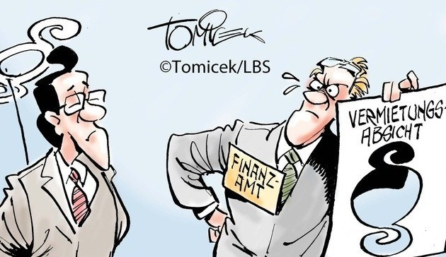 Steuervorteil trotz Leerstand