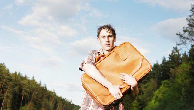 Urlaub Koffer Angst