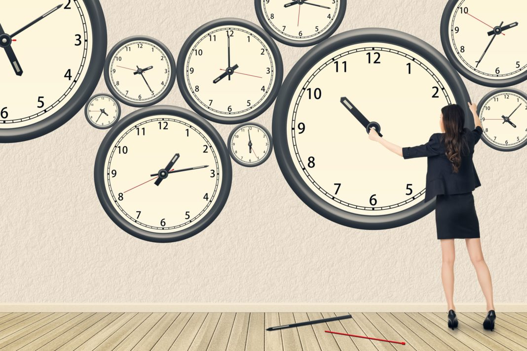 5 effective time management