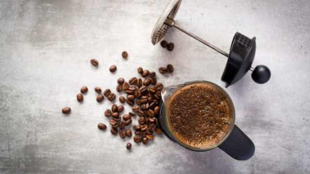 French Press Coffee Whole Beans