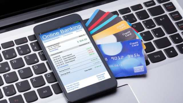Online Banking Credit Cards Balance Statement