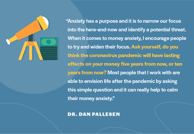 Financial advice from Dr. Dan Pallesen