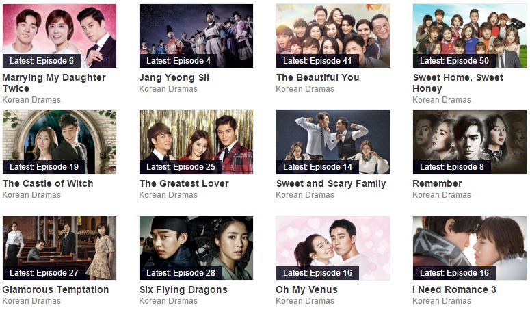 Singapore drama series online / Korean triad movies