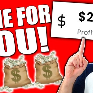 Earn $217.36 Per Day With a Done For You Passive Income Website That's 100% FREE & Worldwide!