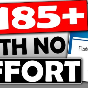 How YOU Can GET PAID $185 Again & Again With NO EFFORT For FREE (Make Money Online)
