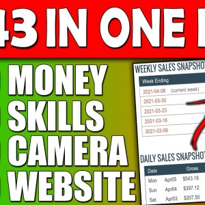 Use This BRAND NEW WEBSITE To Make $580/Day With Affiliate Marketing For Beginners FOR FREE