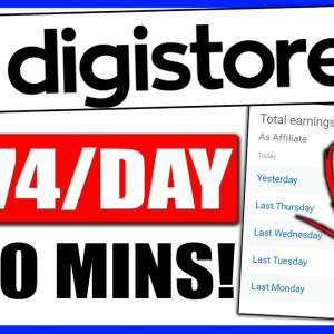 Earn $674/Day Set up in 30 Mins Digistore24 Tutorial for Beginners (Digistore24 Affiliate Marketing)