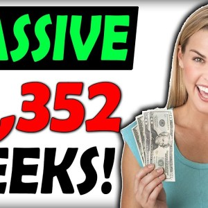 (Passive $2,352/Wks) How To Promote Affiliate Links For Free - STARTING TODAY!