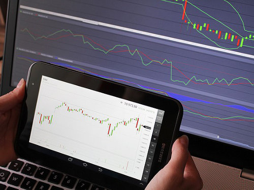 Using Forex Charts to Improve your Trading